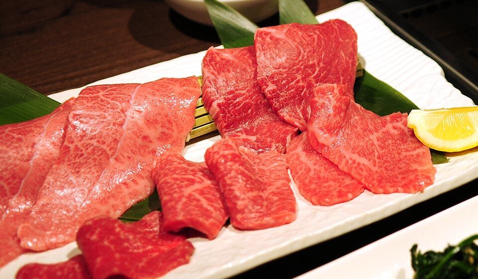 オーナー厳選。自信をもって提供する九州産和牛焼肉。