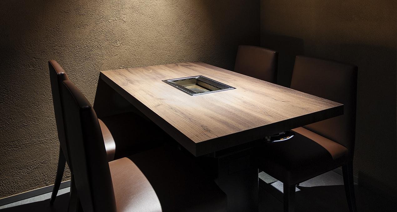 【かんき】4名席(個室)